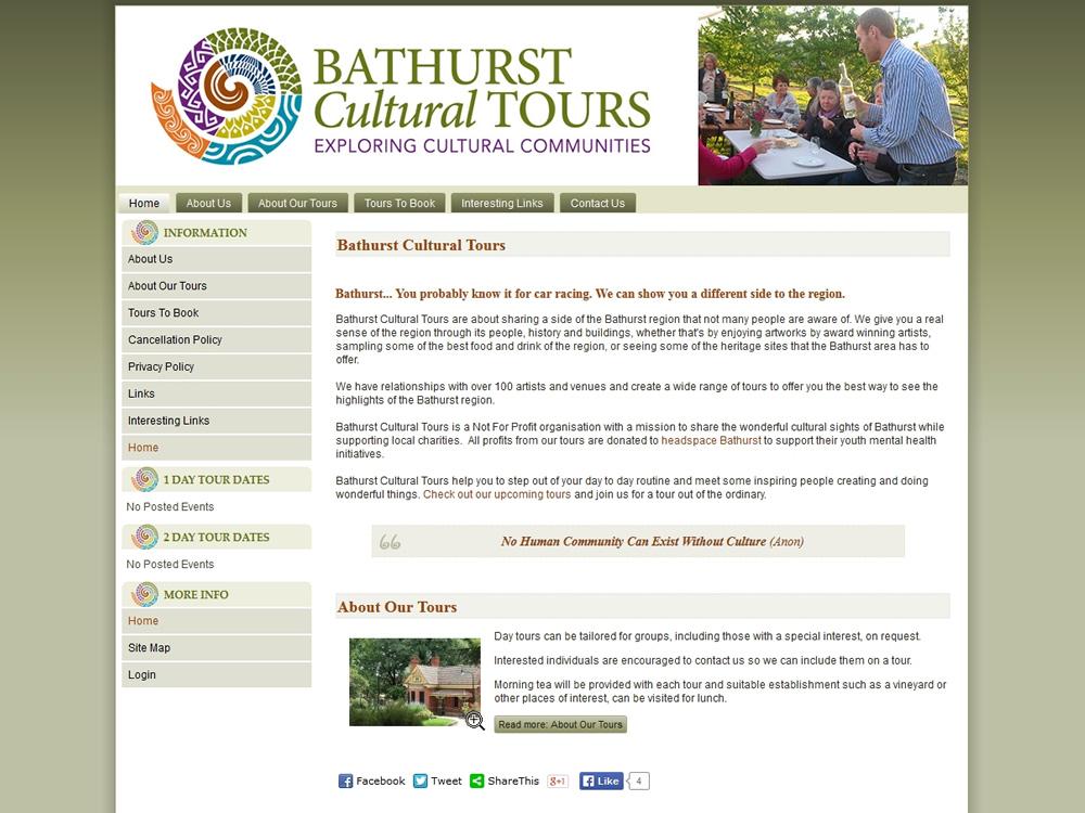 Bathurst Cultural Tours