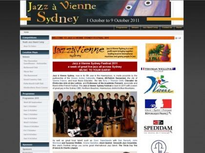 Jazz a Vienne Sydney