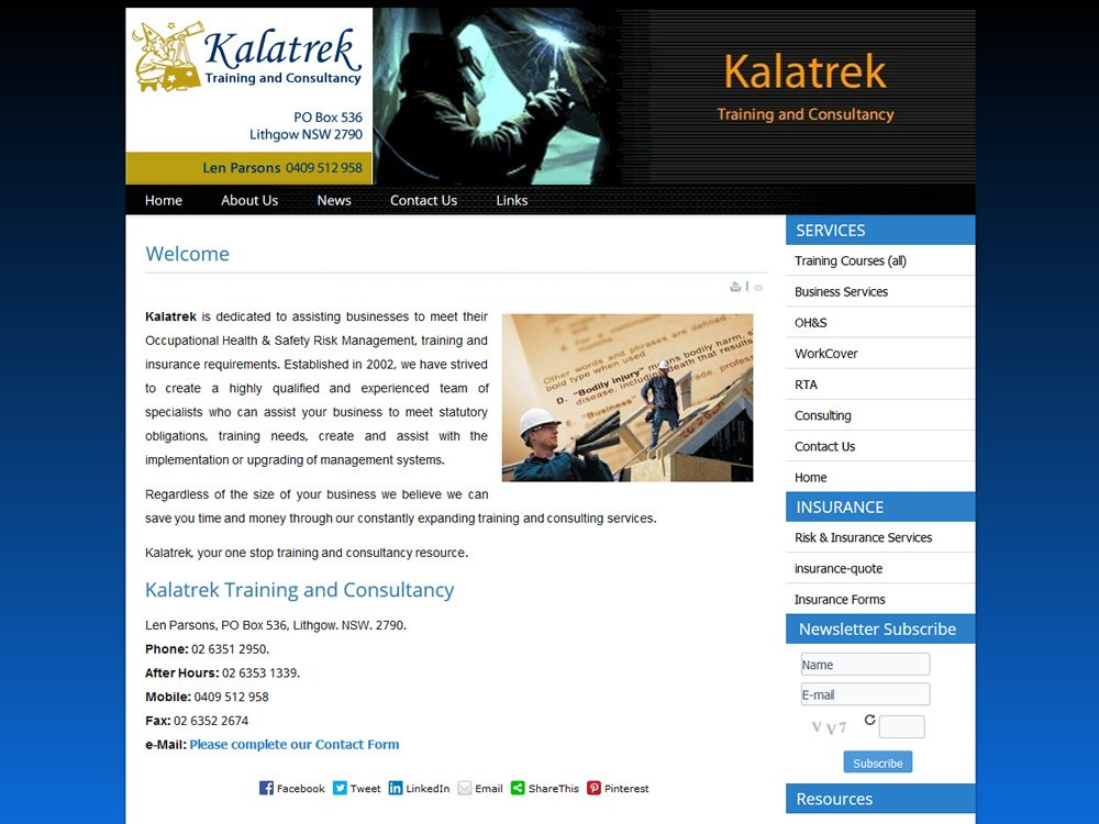 Kalatrek Training and Consultancy
