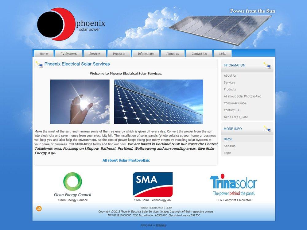 Phoenix Solar Power