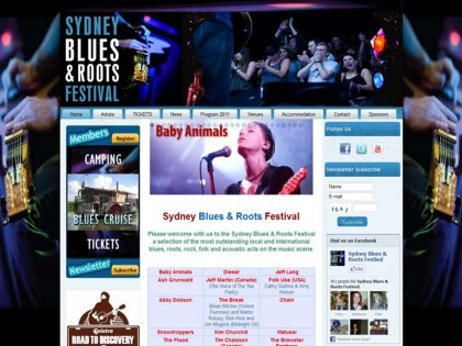 Sydney Blues & Roots Festival 2011
