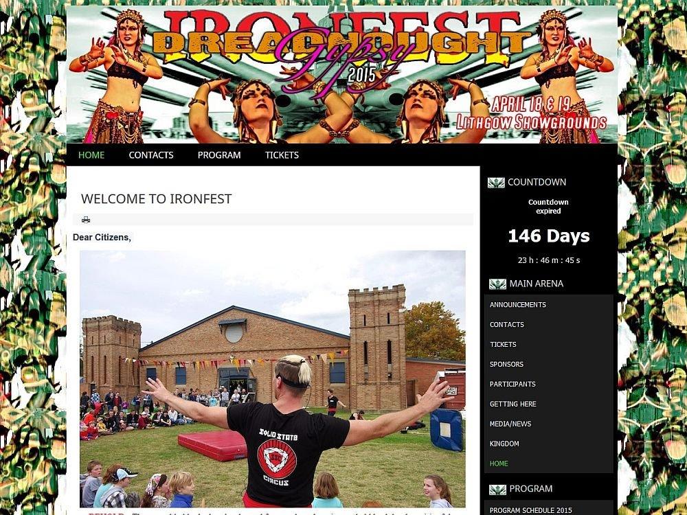 Ironfest 2015