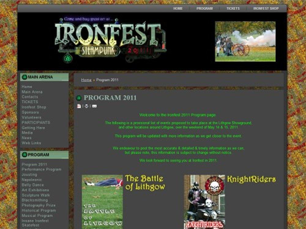 Ironfest 2011