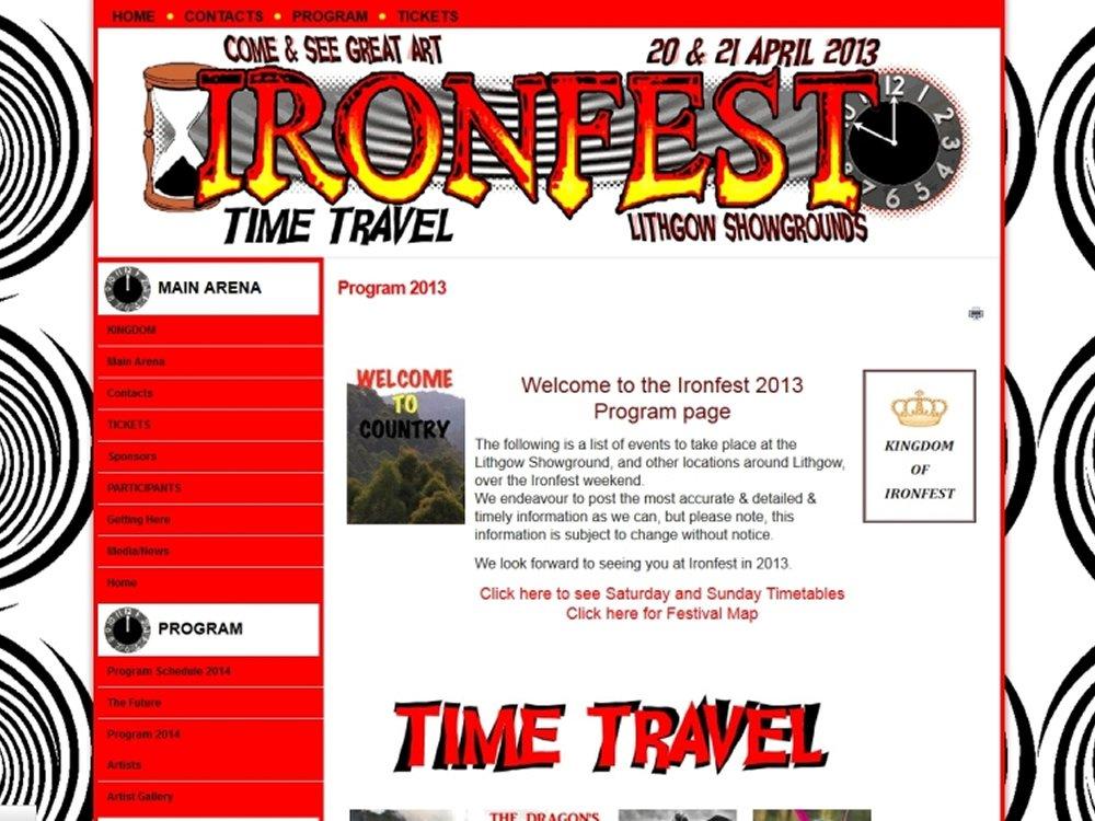 Ironfest 2013