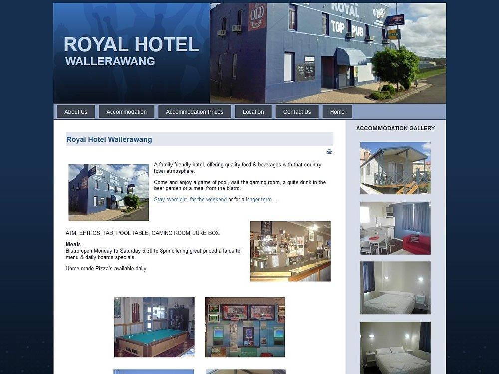 Royal Hotel Wallerawang