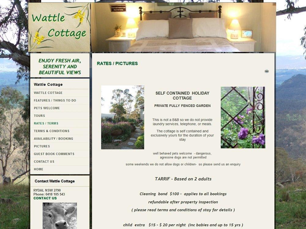 Wattle Cottage