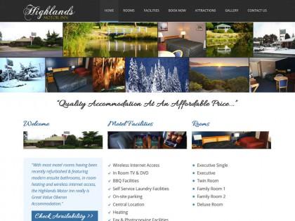 Highlands Motor Inn