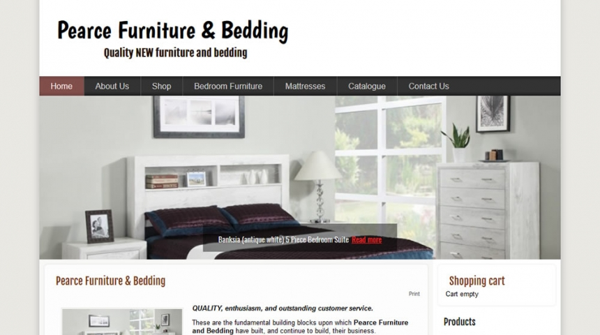 Pearce Furniture & Bedding