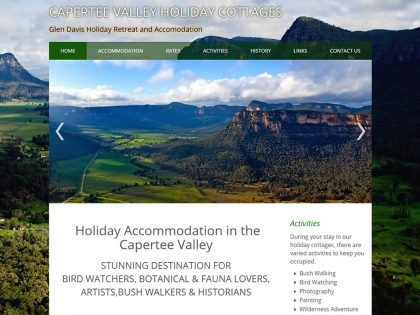 Capertee Valley Holiday Cottage 2017