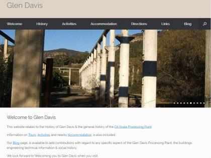 Glen Davis Works