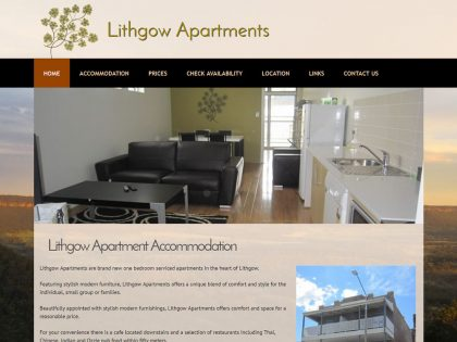 Lithgow Apartments 2015